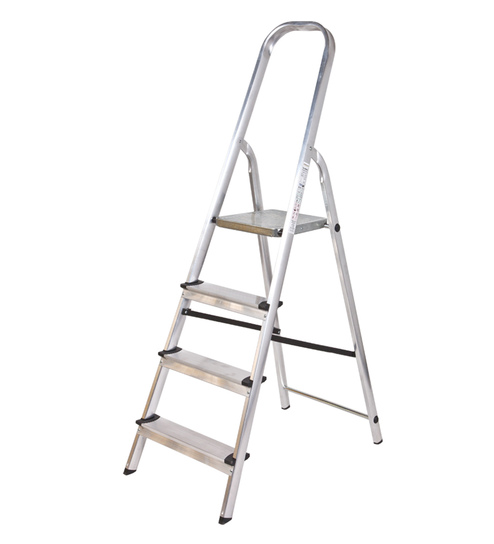 Youngman Classic Aluminium 4 Steps 4 8 Ft Ladder Best