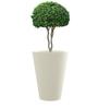 Yuccabe Italia Glas 12 Inches Round Planter