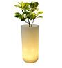 yuccabe italia LED Cyl 30 Inches Planter