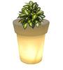 yuccabe italia LED Eln 26 Inches Planter