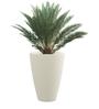 Yuccabe Italia Vnr 18 Inches Round Planter