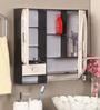 Des Bathroom Cabinet in Cream by CasaCraft