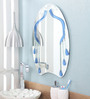 Acklom Bath Mirror in Multicolour by Amberville