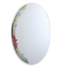 Amble Bath Mirror in Multicolour by Amberville