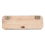 Zahab Multicolour Wooden Bold Decorative Keys Holder