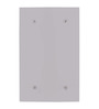 Zahab Grey Stainless Steel Cabinet with Mirror