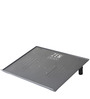 Zendesk Go-15 Ergonomic Height Adjustable & Foldable Laptop Desk for Healthy Lifestyle by Fitizen