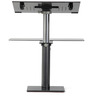 Zendesk Standing Ergonomic Height Adjustable Standing Desk for Healthy Lifestyle by Fitizen