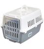 ABK Imports Zephos Pet Carrier Grey 19x13x12 inches