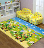 Zoo Designed (75 x 51) Baby Playmat by Dwinguler