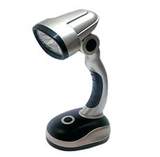 Powerplus 12 LED Mini Desk Lamp
