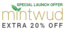 Extra 20% Off on Mintwud Furniture