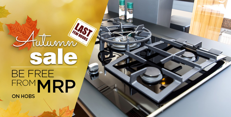 Autumn sale Be Free From Mrp on Hobs