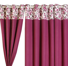 Swayam 100% Cotton Door Curtain