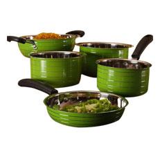 Cookaid 5 Pcs Cookware Set