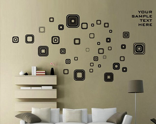 Wall Stickers & Decals