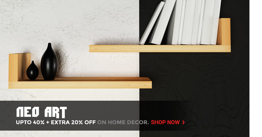Neo Art | Upto 40% + Extra 20% off on Home Decor