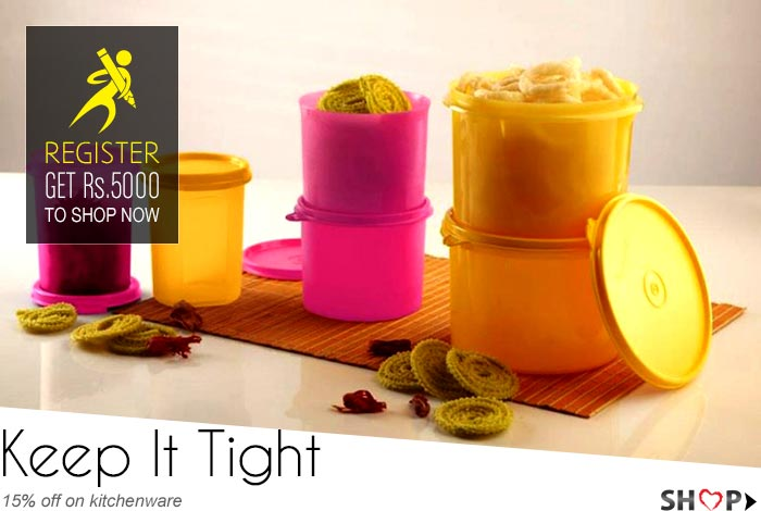 Keep It Tight | 15% off on 