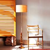 Eclectic Floor Lamps